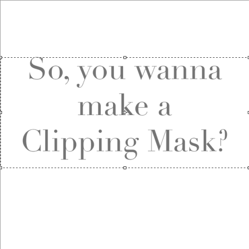 clippingmask tutorial-2
