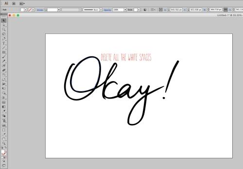honeyandgazelle-tutorial-digitise-hand-lettering-13