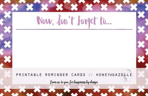 free downloads 7 printable reminder cards new shade