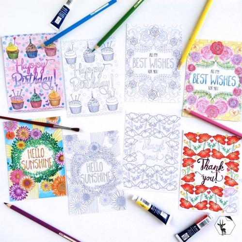 honeyandgazelle-postcard-colour-it-yourself-set-02