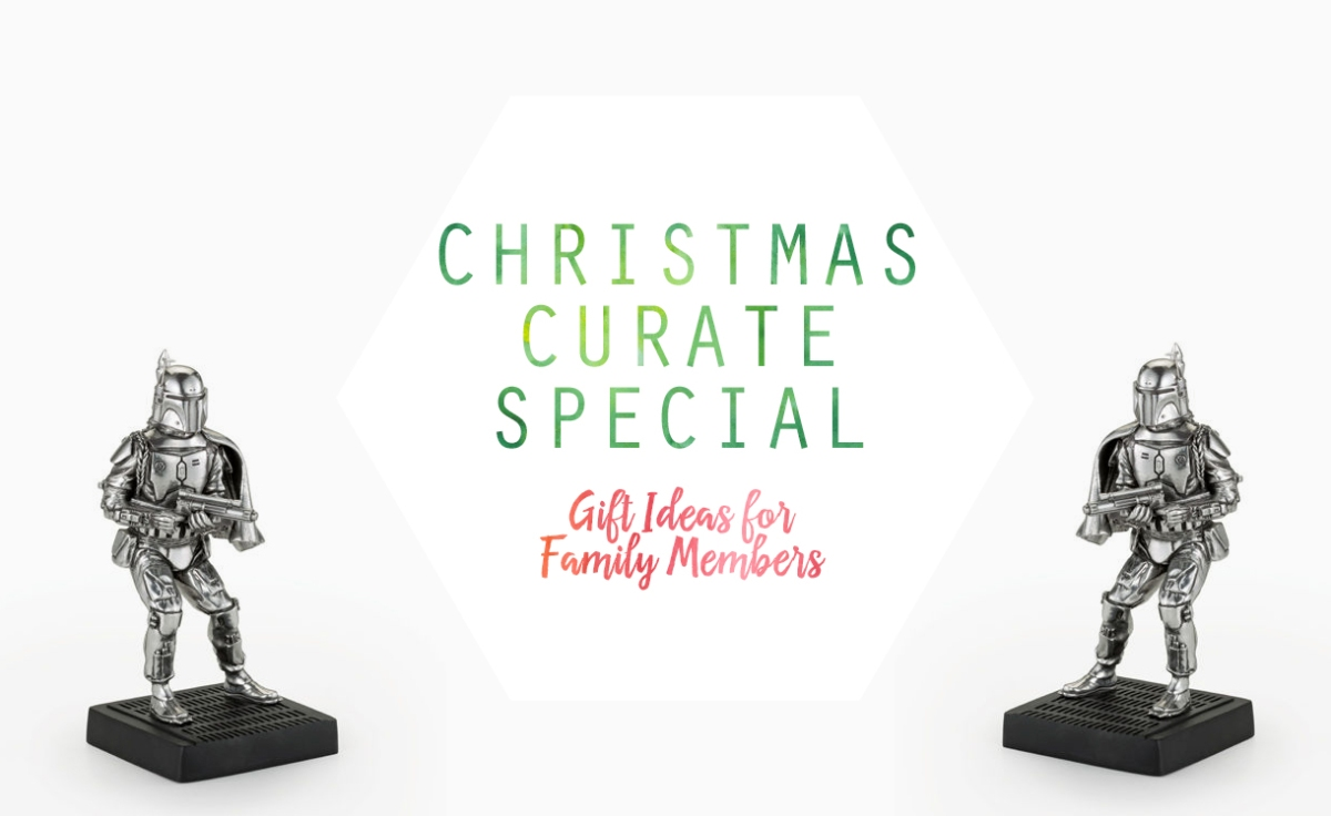 Christmas Curate Special Gift Ideas For Family Members